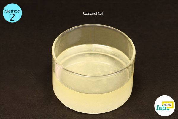 coconut oil for dry skin things need