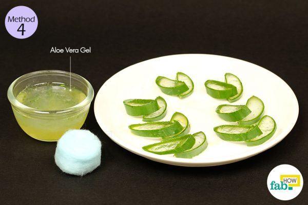 aloe vera gel for dry skin things need