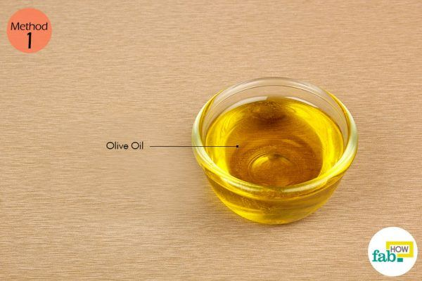 olive oil for rashes things need