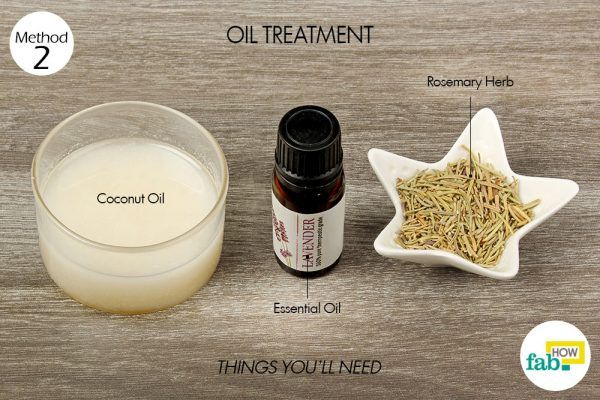 oil treatment for split ends things need