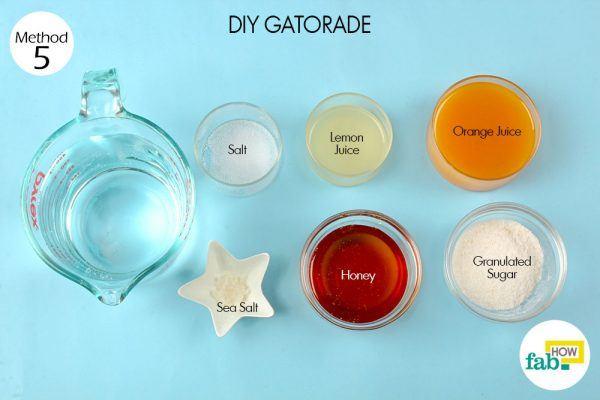 gatorade to get rid of hangover