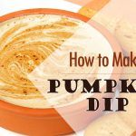 things need - creamy pumpkin dip