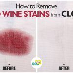 remove red wine stains