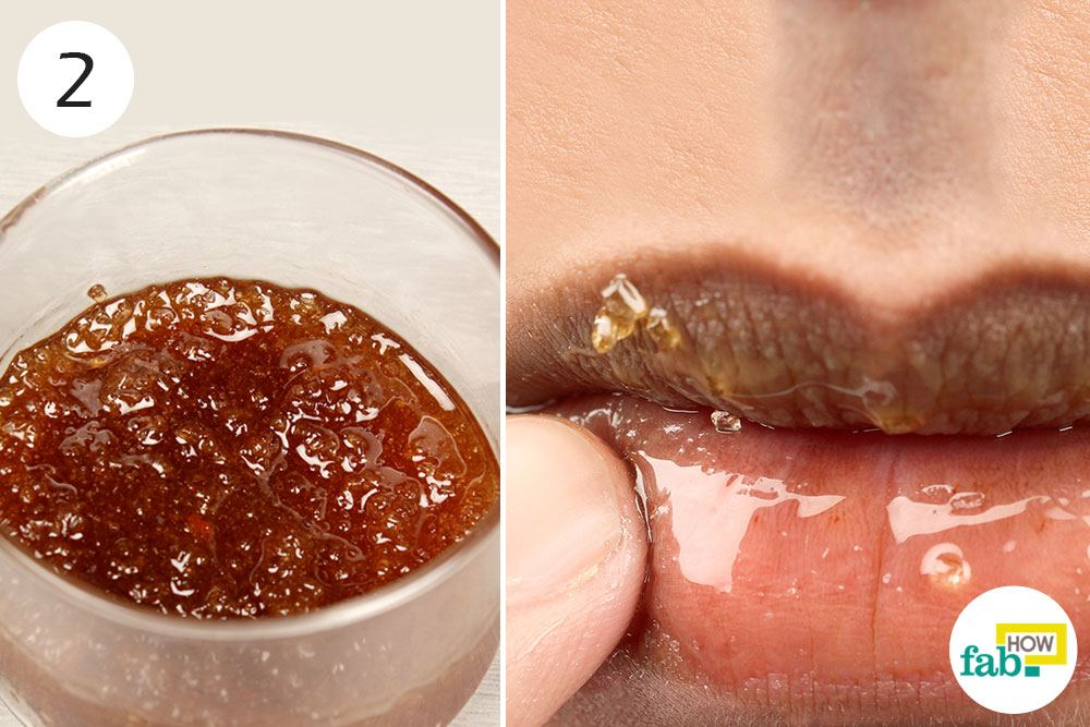 How to lighten dark lips and get pink lips fast and naturally sugar scrub for dark lips ccuart Image collections