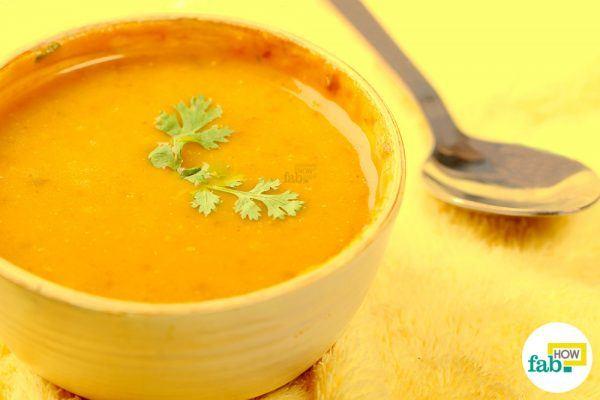 make pumpkin soup