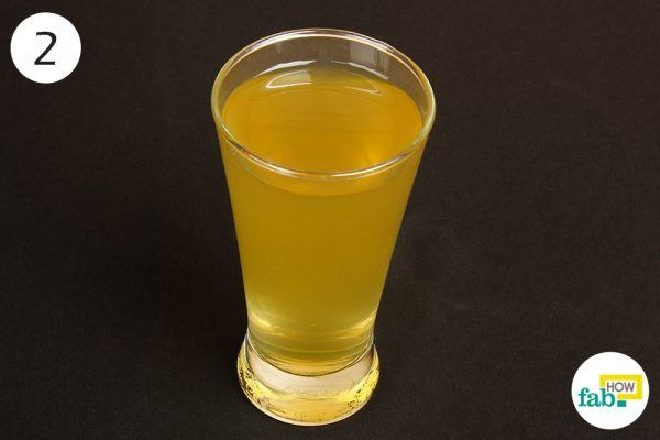 stir and drink acv for migraine