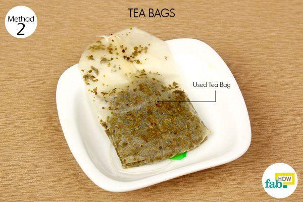 tea bag for dark circles