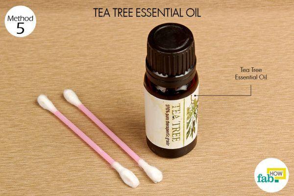 tea tree oil on skin tags things need