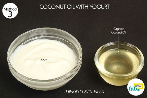 yogurt and coconut oil for weight loss things need