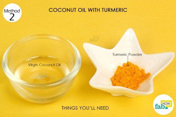 turmeric-coconut-oil-mask-for-acne