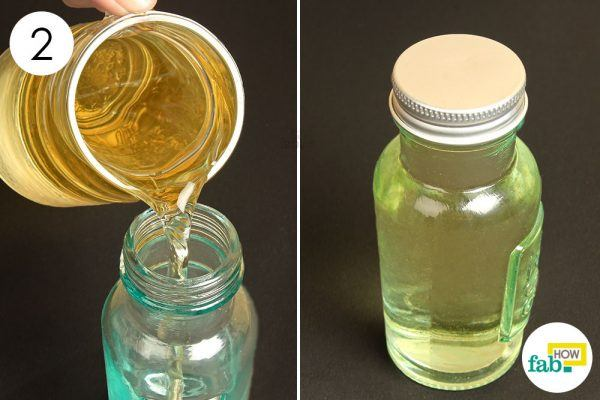 acv water for yeast infection