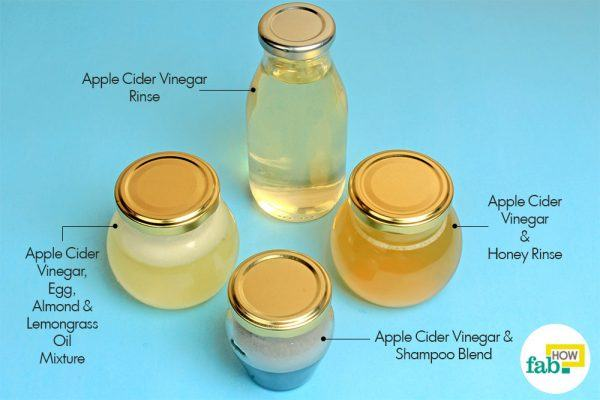 use acv for skin and hair