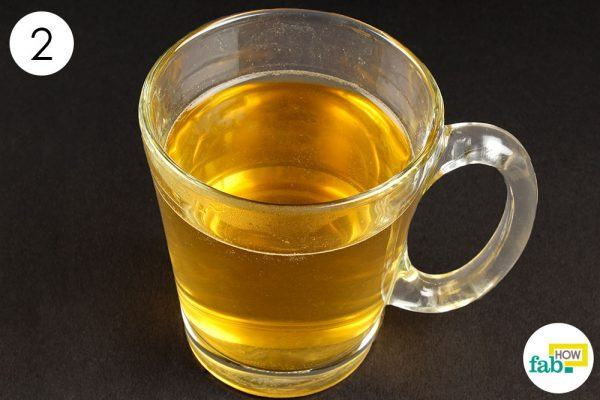 pepprmint tea for gas bloating