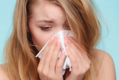 stuffy nose home remedies