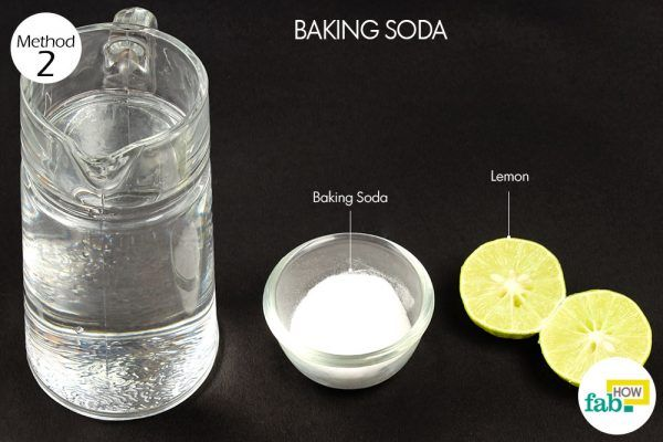 baking soda for gas and bloating things need