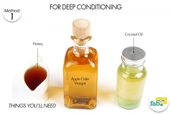 coconut oil hair mask for deep conditioning things need