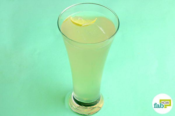 ginger ale to get rid of nausea