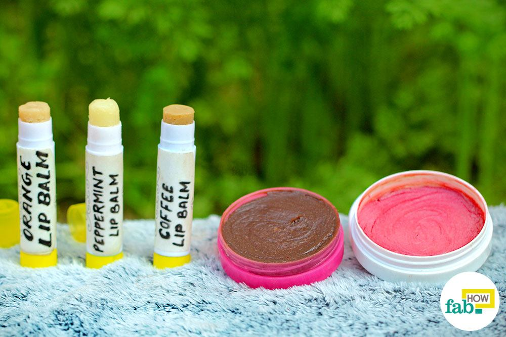 How to Make DIY Lip Balm in 15 Minutes