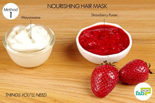 things-you-ll-need-to-make-strawberry-nourishing-hair-mask