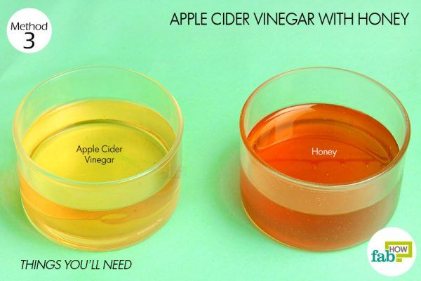 things need acv for acid reflux