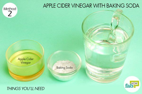 things need to use ACV for acid reflux