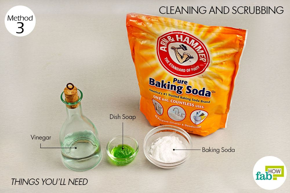 how to clean jewelry at home with baking soda