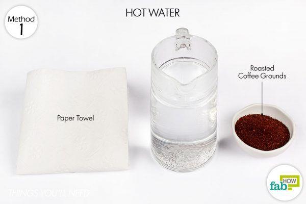 brew hot coffee things need