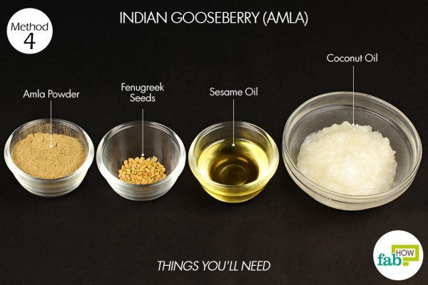 gooseberry for hair loss things need