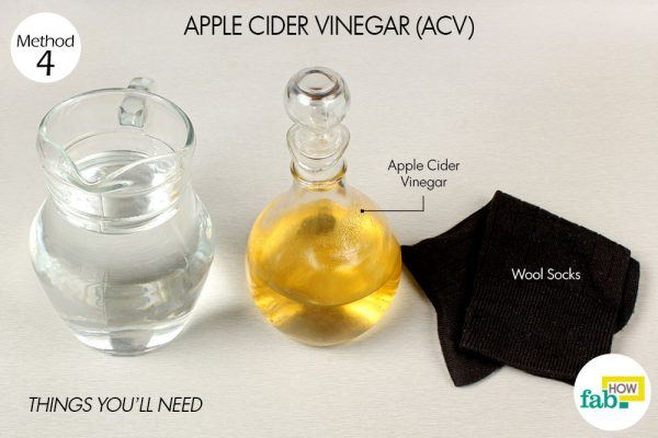 acv to reduce a fever things need