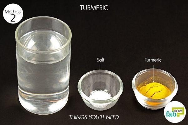 turmeric for phlegm