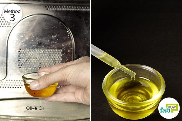 squirt 2 to 3 drops of olive oil in each ear to treat ear infection