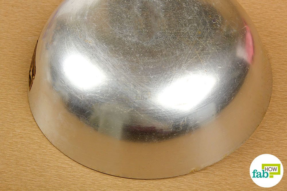 Do Not Forget To Wash The Aluminum Item With Regular Dish Soap Remove Any Traces Of Baking Soda And Hydrogen Peroxide