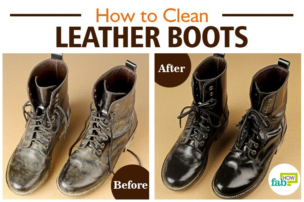 Keep Patent Leather Shoes Clean