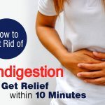how to get rid of indigestion