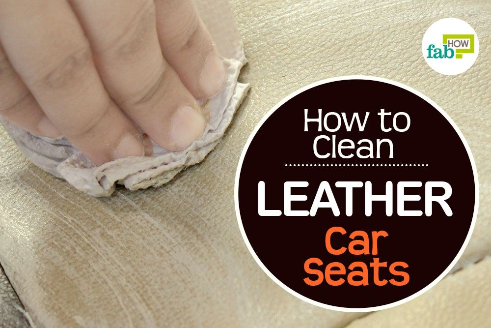 How To Clean Car Leather 22