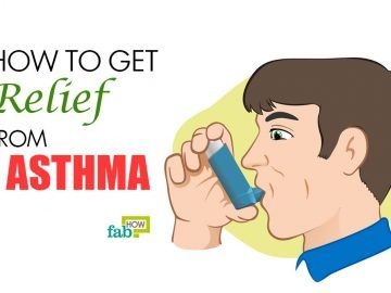 how to get relief from asthma