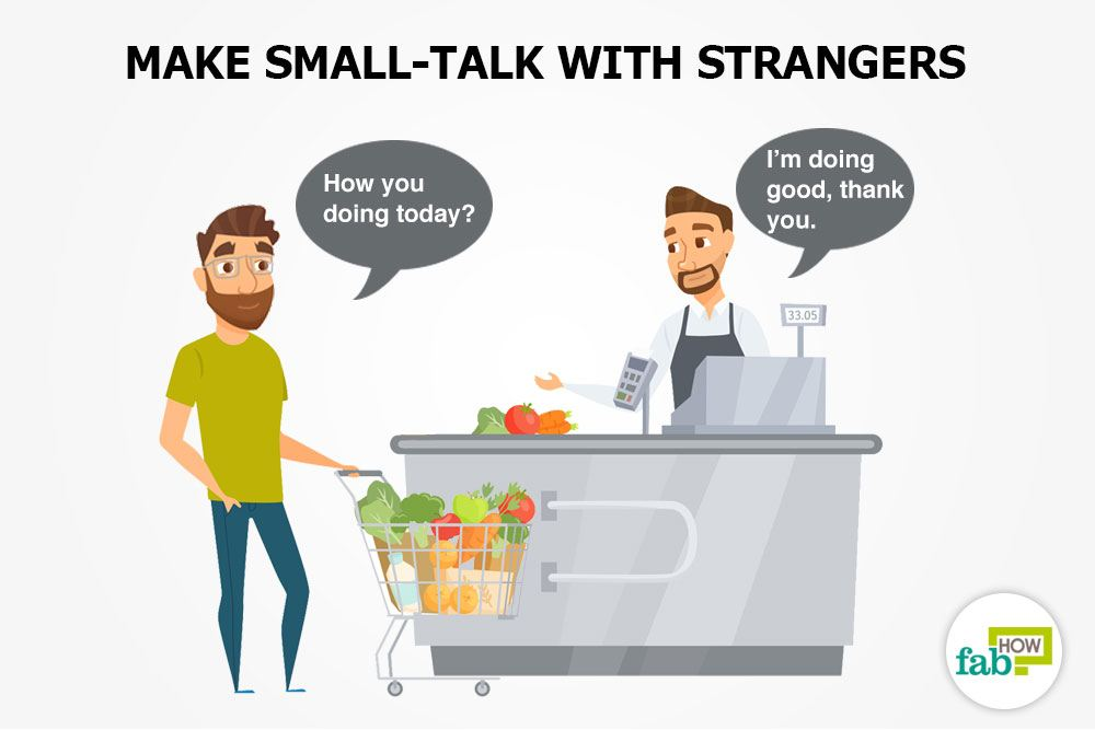 how to start a difficult conversation with a stranger