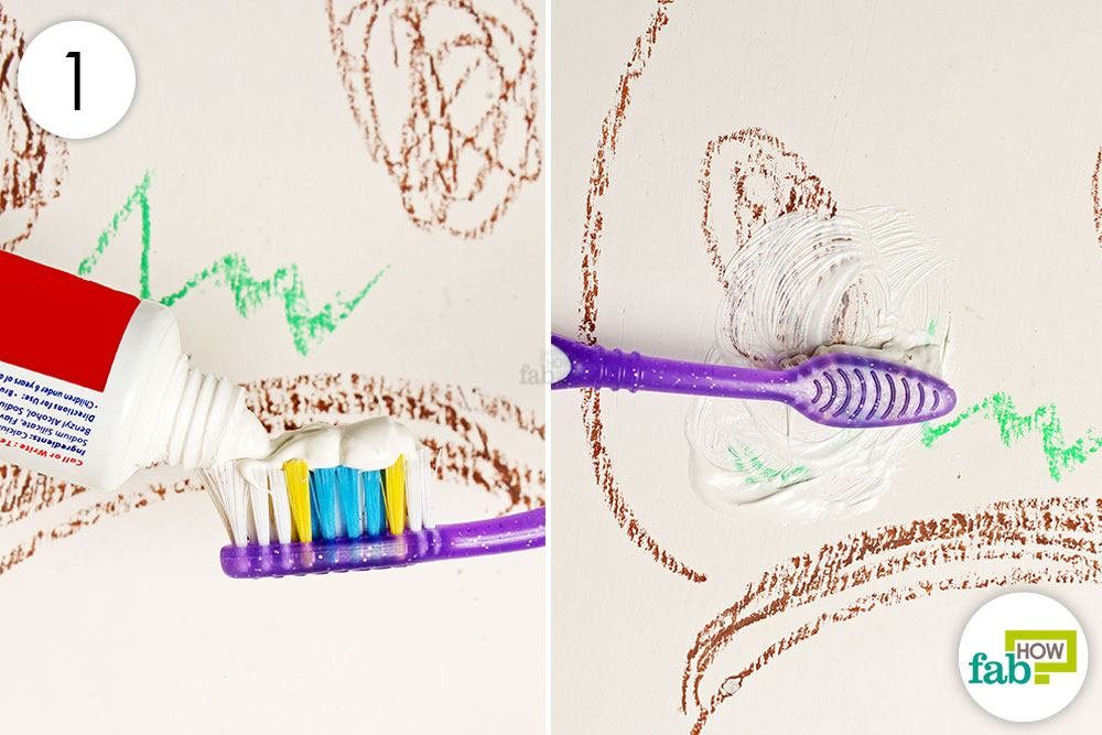 How To Get Crayons Off The Walls 9 Quick And Easy Ways