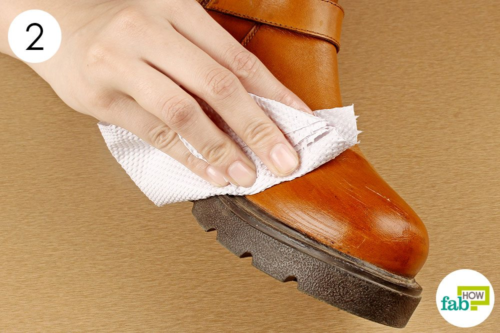 How to Clean Leather Boots: Step-by-Step with Pictures ...