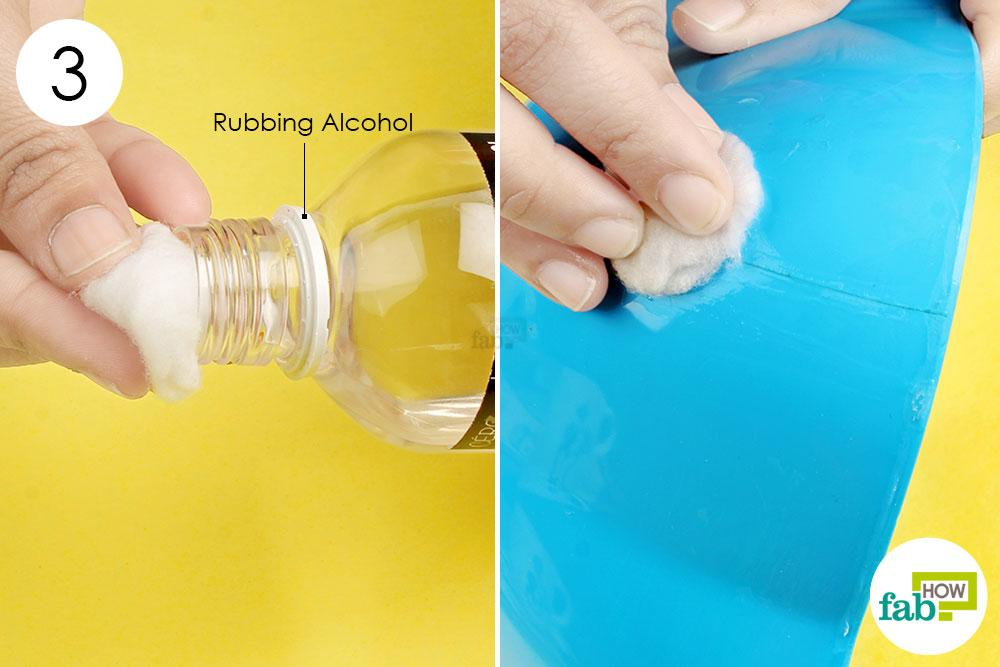 how to remove superglue from plastic fab how. Black Bedroom Furniture Sets. Home Design Ideas