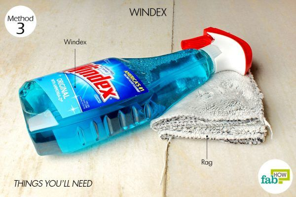 things you need how to remove crayon from walls windex method