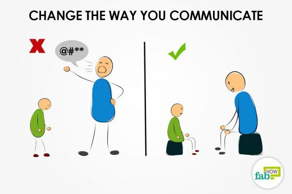change the way you communicate to tame your anger