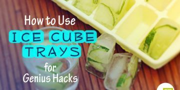 how to use ice trays for genius hacks