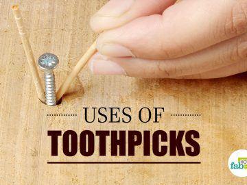excellent toothpick hacks