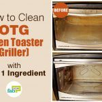 feat how to clean otg oven toaster griller