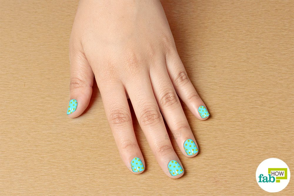 Nail Art Flowers Toothpick Step By Step - Flowers Healthy