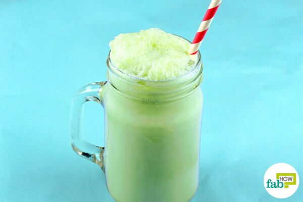 matcha green tea latte for non vegans