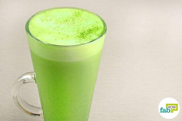matcha green tea for vegans