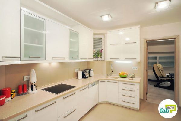 keep your kitchen well maintained