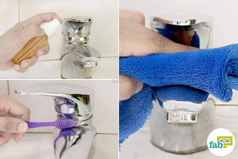 How to Remove Hard Water Stains   Fab How